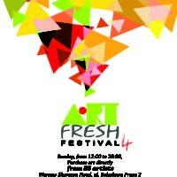 plakat Art Fresh Festival 4