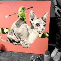 Figle – fotografia walentynkowa