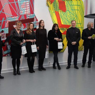 Wystawa finalistów konkursu o Nagrodę Artystyczną Siemensa 2016