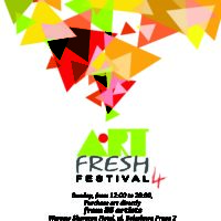 plakat Art Fresh Festival 4